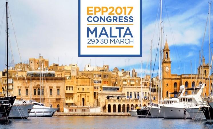 Congresso Partito Popolare Europeo - Malta 2017