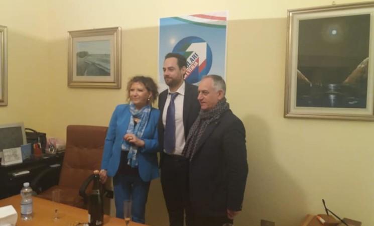 Inaugurata a Cosenza la sede dei popolari per l'Italia Calabria